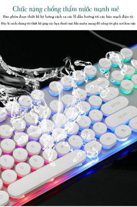 thanh lý bàn phím mới giá sỉ cho đại lý Monster GK102 Chống nước